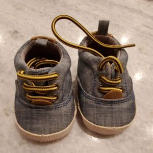 Baby Gap Slipper Sneakers